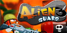 Shoot Alien-Alien Guard 3